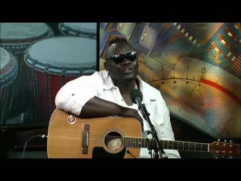 African Beat with Sultan Clintone from South Sudan