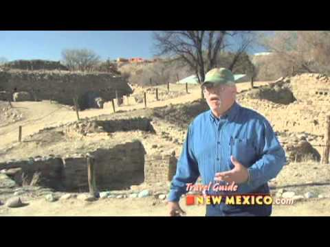 Travel Guide New Mexico salmon ruins