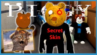 WE GOT A SECRET HALLOWEEN PIGGY SKIN!  Roblox Piggy Spooky Hunt