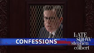 Stephen Colbert's Midnight Confessions, Vol. XXXVI