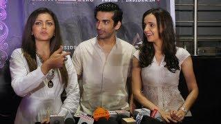 Tv Actors Sanaya Irani, Mohit Sehgal & Dhrasti Dhami Full Interview Umraojaan Musical Night