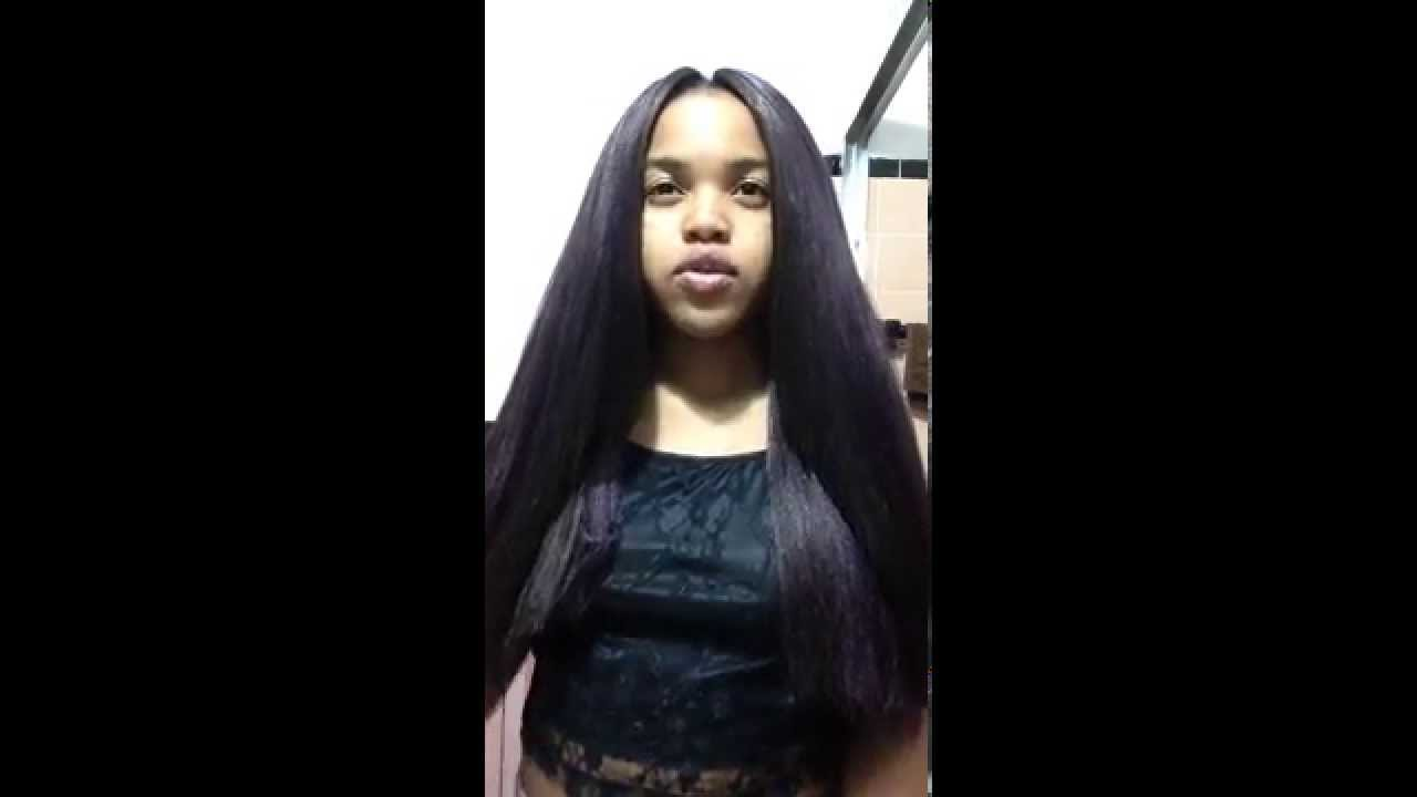 Xpress Crochet Braids : ... /no sew/ no glue Just knotless Crochet Braids neatly done - YouTube