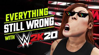Everything STILL WRONG with WWE 2K20... 🤦‍♂️ (Problems, Glitches & Workarounds)