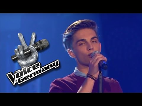 Lullaby Of Birdland - Ella Fitzgerald | Marc Huschke Cover | The Voice of Germany 2015 | Audition