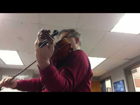 La Petite Soubrette by Frederick Muller viola solo