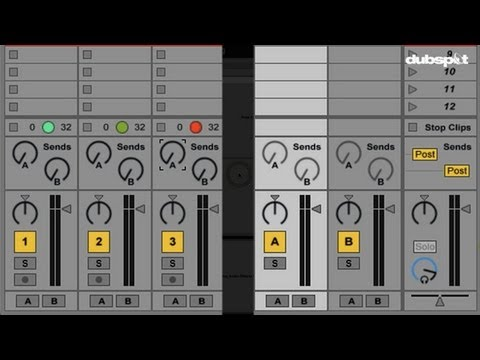 Guitar Effects Ableton Live 8 : 39 did you know 39 ableton live tips w thavius beck pt 3 routing audio midi effects youtube ~ Russianpoet.info Haus und Dekorationen