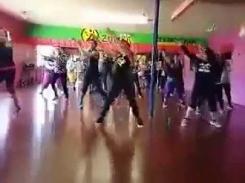 OYE MI AMOR Rock pop Zumba Choreography