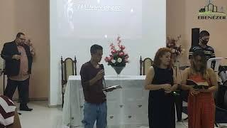 Família Ebenézer - Culto Solene - Feliz Natal: Ebenézer-25/12/20