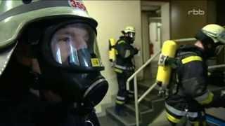 Berliner Feuerwehr Wache 3500