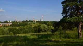 видео Первая в мире промышленная атомная электростанция