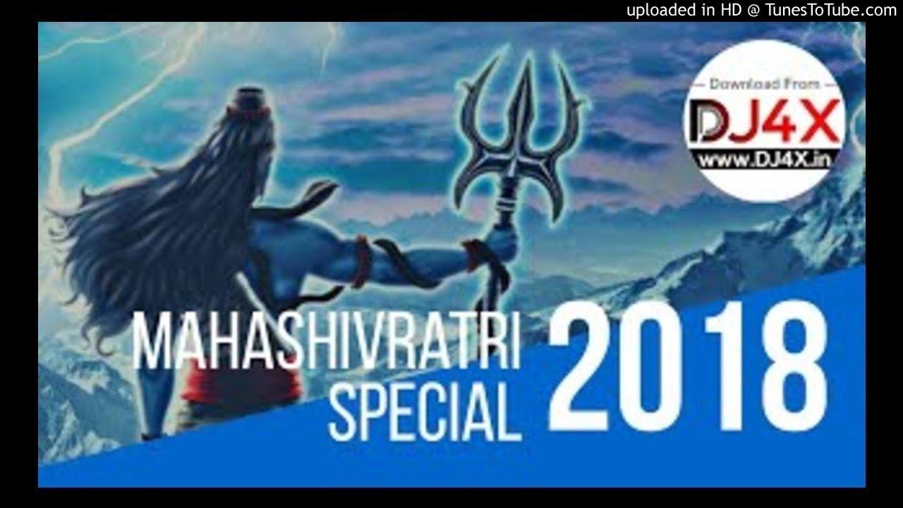 💥2018 Maha Shivratri Special 💥|| DJ Remix Song || Saj Rahe Bhole Hyper  Mix By Dj Karan kahar-(