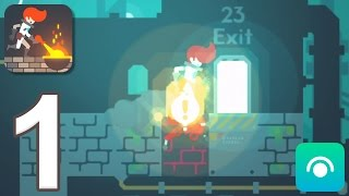 Lode Runner 1 - Gameplay Walkthrough Part 1 - Stages 1-30 (iOS, Android)