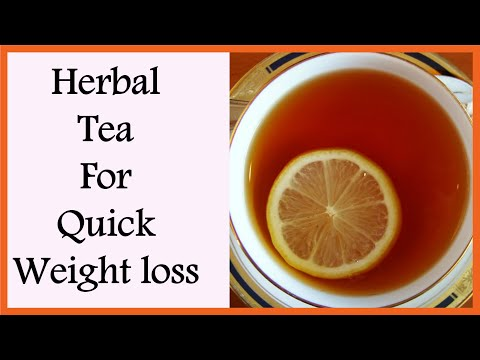 FAT CUTTER TEA For Extreme Weight Loss,GET FLAT BELLY IN 5 DAYS , Homemade SLIMMING TEA
