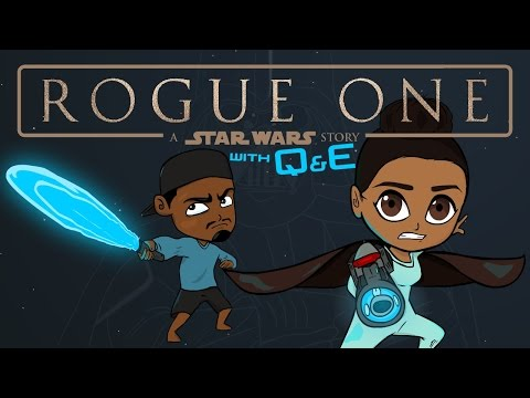 Rogue One with Q&E