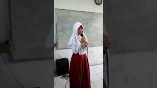 Latihan Pidato Perpisahan SD Juara Semarang
