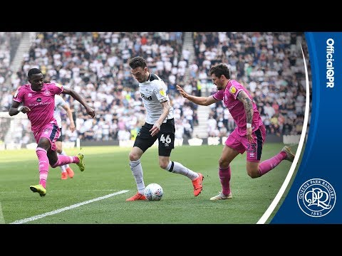HIGHLIGHTS | DERBY COUNTY 2, QPR 0 - 22/04/19