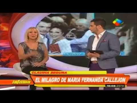 Claudia Segura: Perdí seis hijos