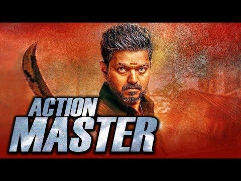 Action Master (2019) New Released Hindi Dubbed Movie   Vijay, Trisha