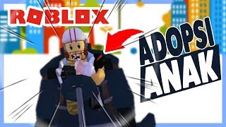 ROBLOX INDONESiA | The CHILD Who WROTE The NiH In Adoption?