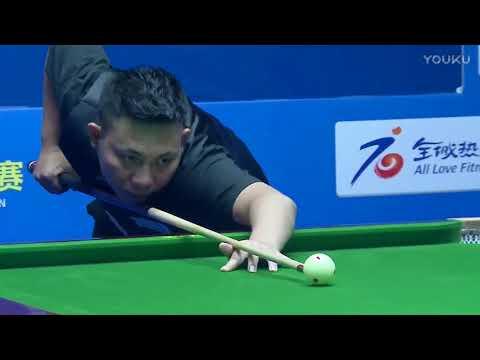 Zheng Yubo VS Wang Xiaoqian - 2017 Shijiazhuang Chinese 8 Ball International Open China Qualifier