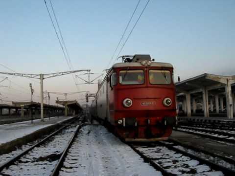 """R 74 """"Traianus"""" Timisoara N-Budapest Keleti"""