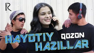 Qozon - Hayotiy hazillar (hajviy ko'rsatuv) 2019