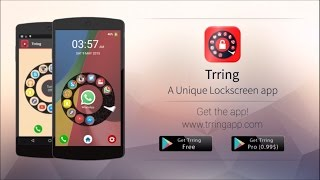Trring - Awesome Lock screen