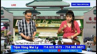 Maily Diamond Show 072721 - Duc Tien Official