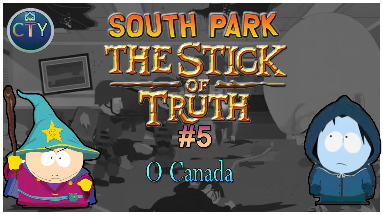 stick of truth how to get to canada