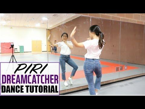 드림캐쳐 Dreamcatcher - PIRI - Lisa Rhee Dance Tutorial