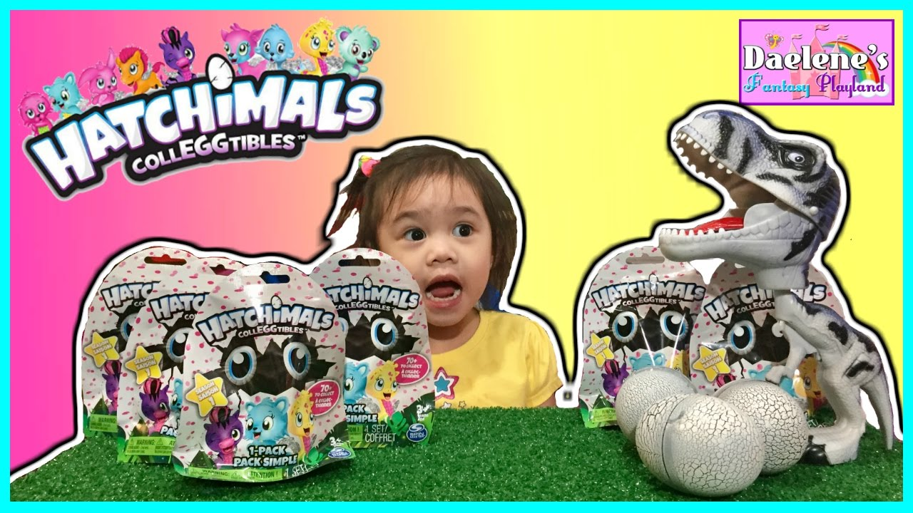 Hatching Hatchimals Colleggtibles Toysreview With Ryan The