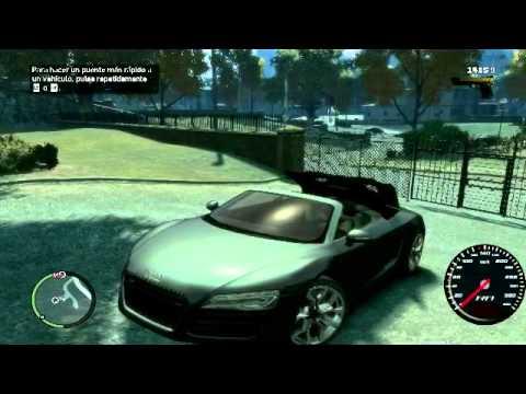 Car keys GTAIV Mod
