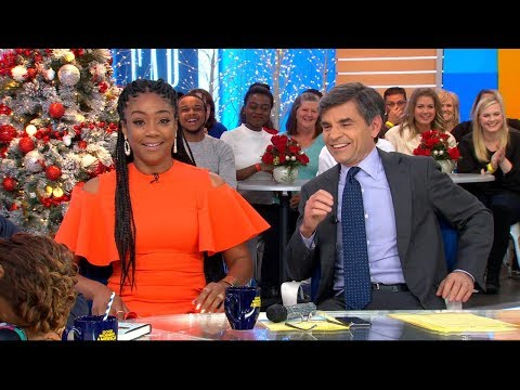 Download Youtube: GMA' Hot List: Tiffany Haddish forces George Stephanopoulos to dance
