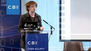 Live hacking demo at CBI Cyber Security Conference