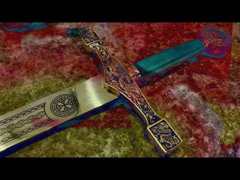 The LEGENDARY Sword that Conquered Europe -Joyeuse Sword
