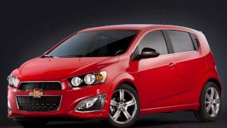 Chevrolet Performance Sonic RS Concept 2013 Videos