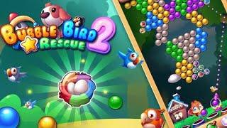 Bubble Bird Rescue 2 Shoot Gameplay screenshot 2