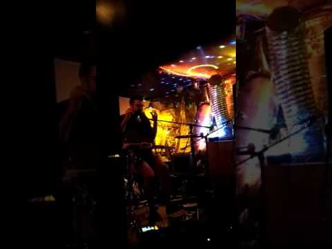 "Marc Backhaus plays live for ""Hotel Cochabamba"" at Hotel Europa, Aachen 21.07.2017"