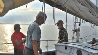 Aboard the Ardelle with Harold Burnham