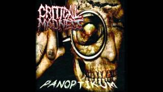 CRITICAL MADNESS - Genetic Abnormality