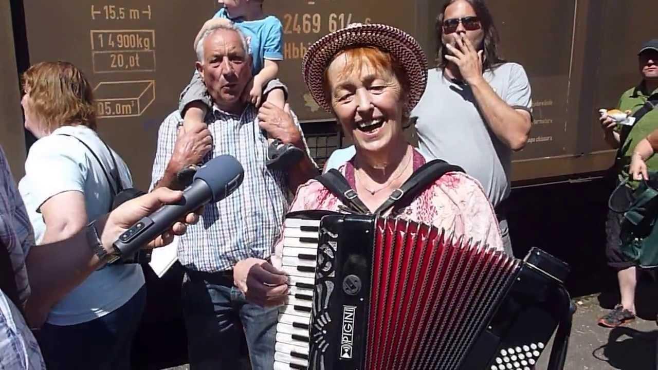 Brexbachtalbahn | Hessen-Musik - Die Frau Rauscher aus der ...