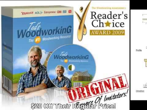 16 000 woodworking plans and projects