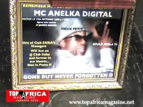Hommage à DJ Anelka Digital