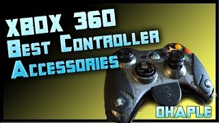 Best Xbox 360 Controller: Controller Accessories and Mods Reviews- SCUF, FPS Freeks and More!
