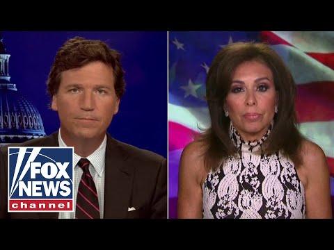 Tucker, Judge Jeanine slam Democrat plan to pack Supreme Court as 'lunacy'