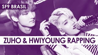 [FANCAM] Zuho and Hwiyoung Rapping at Surprise Festival 9 Part.4