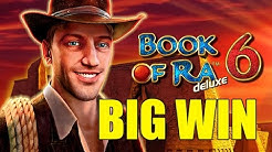 MASSIVE WIN 2 euro bet  - Book of Ra 6 BIG WIN online casino