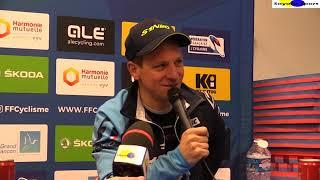 """Cyclo-cross Besançon 2019 : Francis Mourey """" J'ai senti que je n'étais pas dans un grand jour """""""
