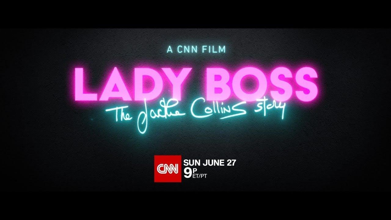 How to Watch 'Lady Boss: The Jackie Collins Story' Online