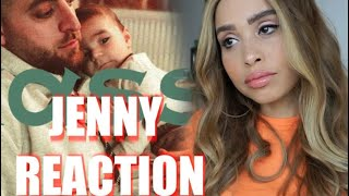 Kc Rebell - Hasso - Jenny Live Reaction